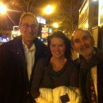 Elliot Gershon, Stephanie Dulawa, Wade Berrettini